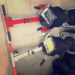 Hoverboard Go Kart Conversion Kit